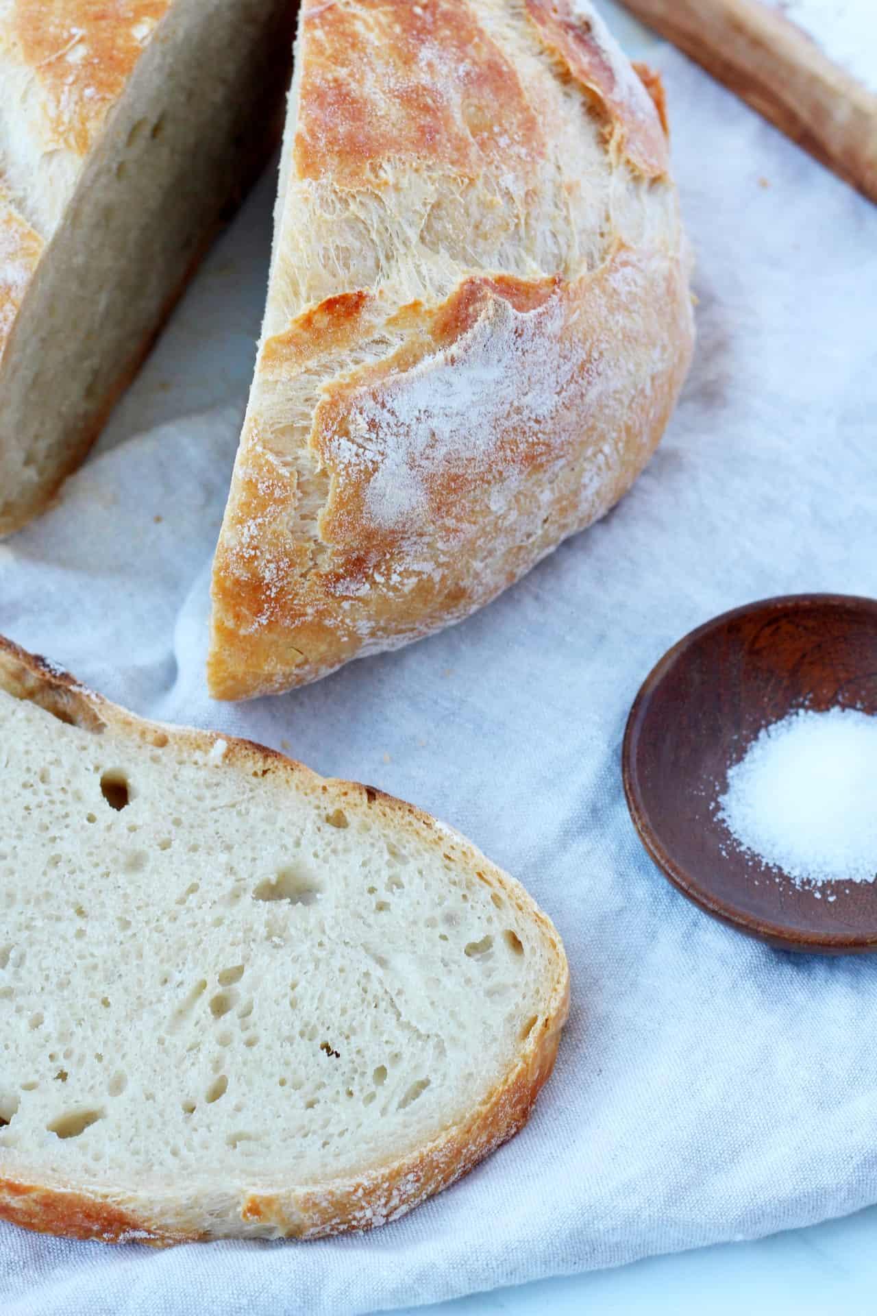 slice of loaf