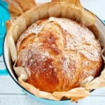 no kneed bread in dutch oven