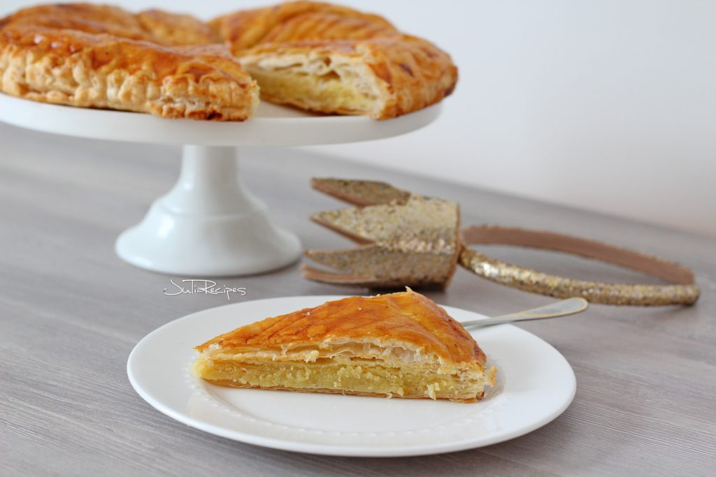galette de roi kings cake