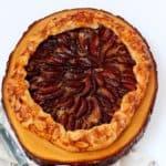 plum galette featured