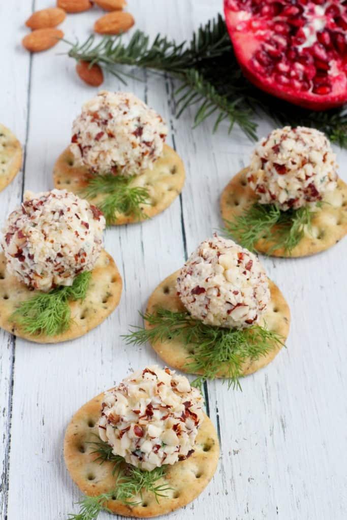 cream cheese balls