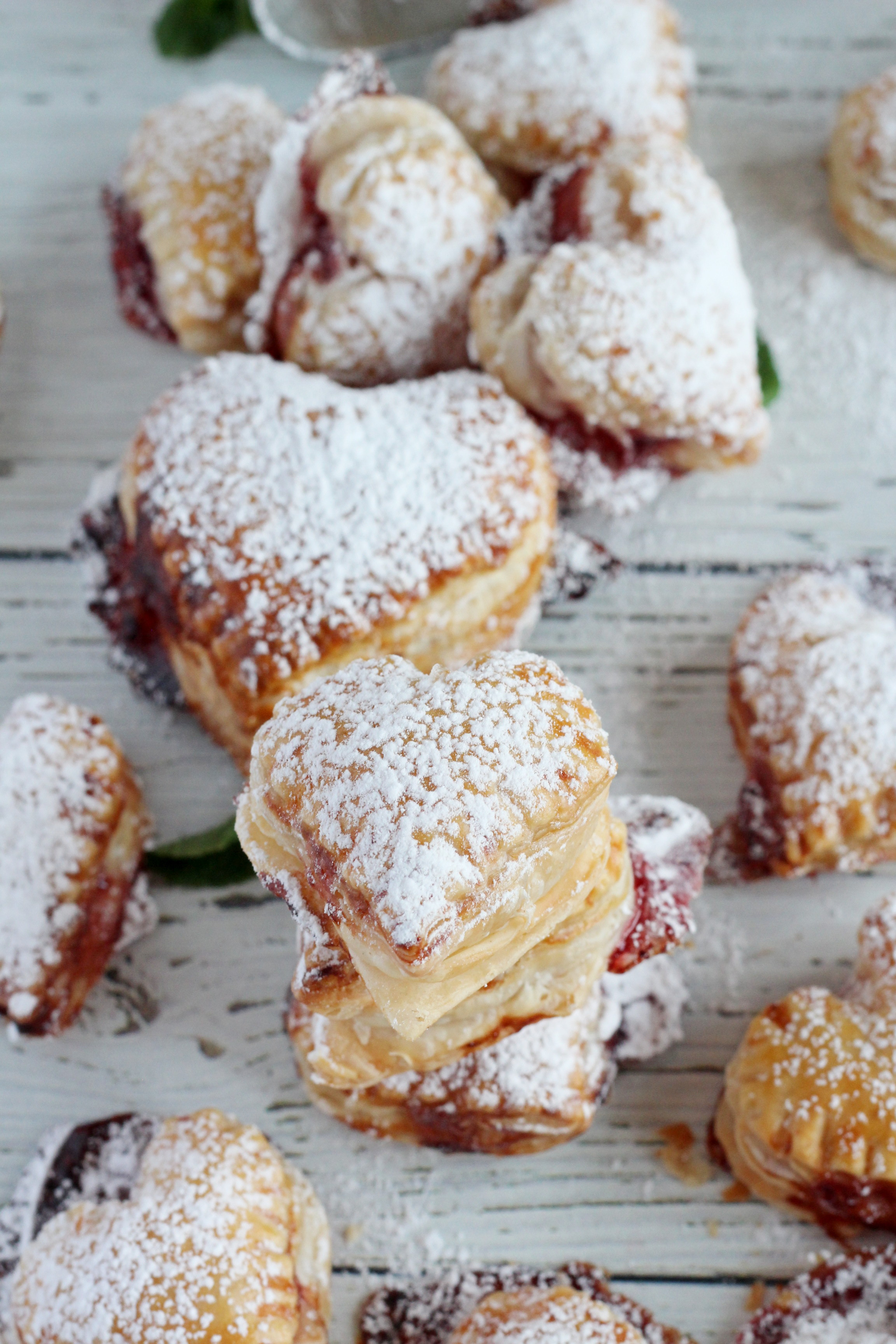 Puff pastry 6