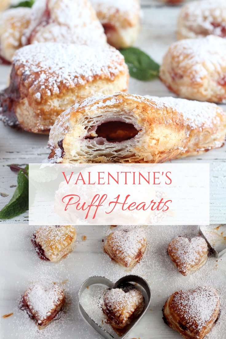 VALENTINE'S PUFF TREATS