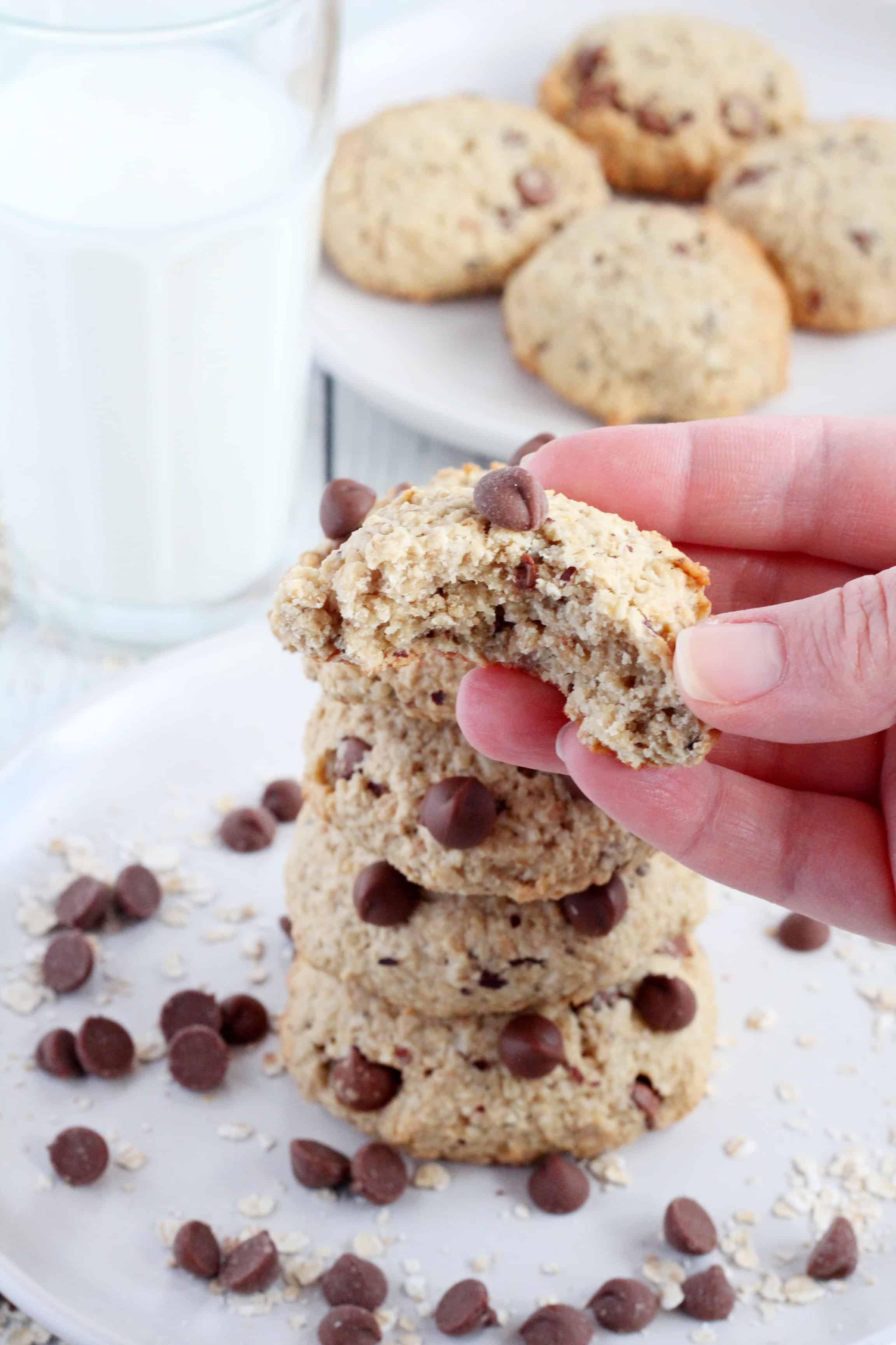 Oatmeal cookies gluten free