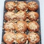 delicious Apple streusel muffin recipe
