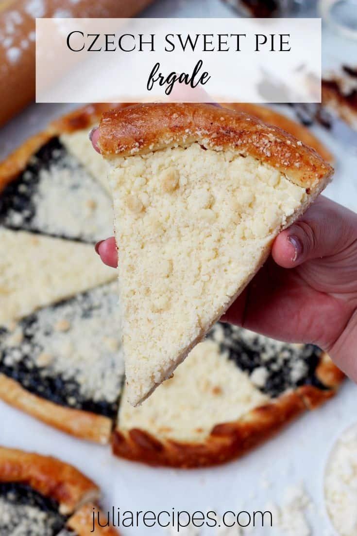 Czech sweet pie