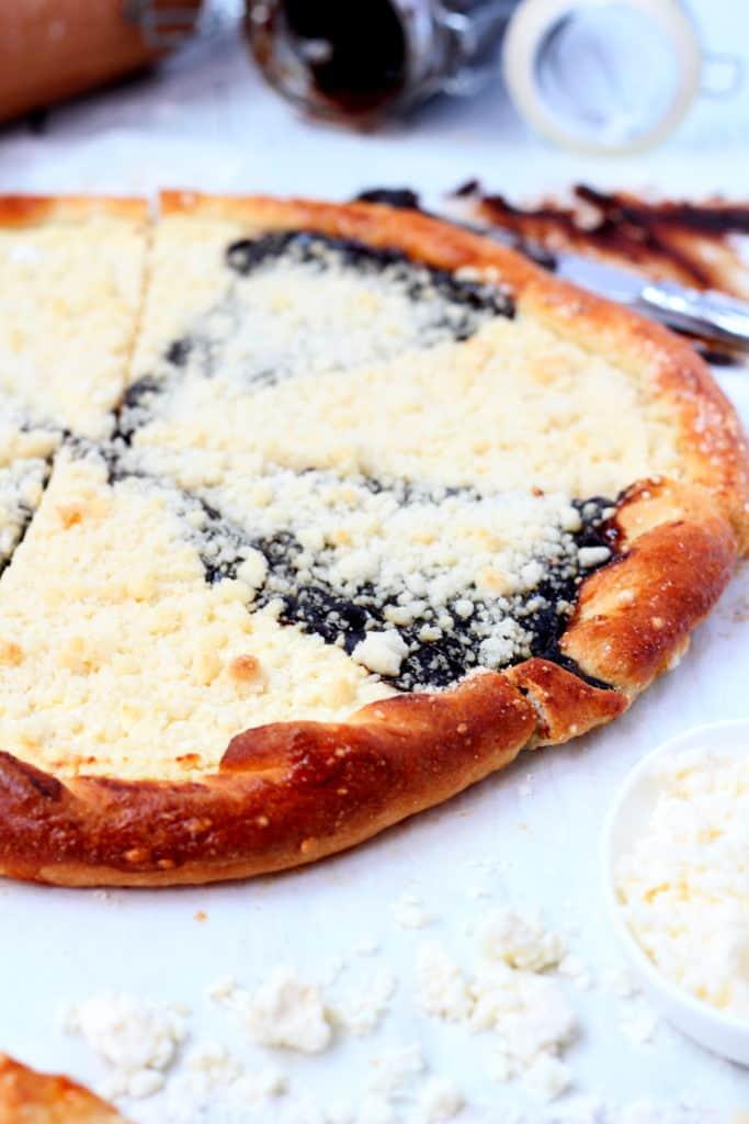 czech sweet pastry frgale