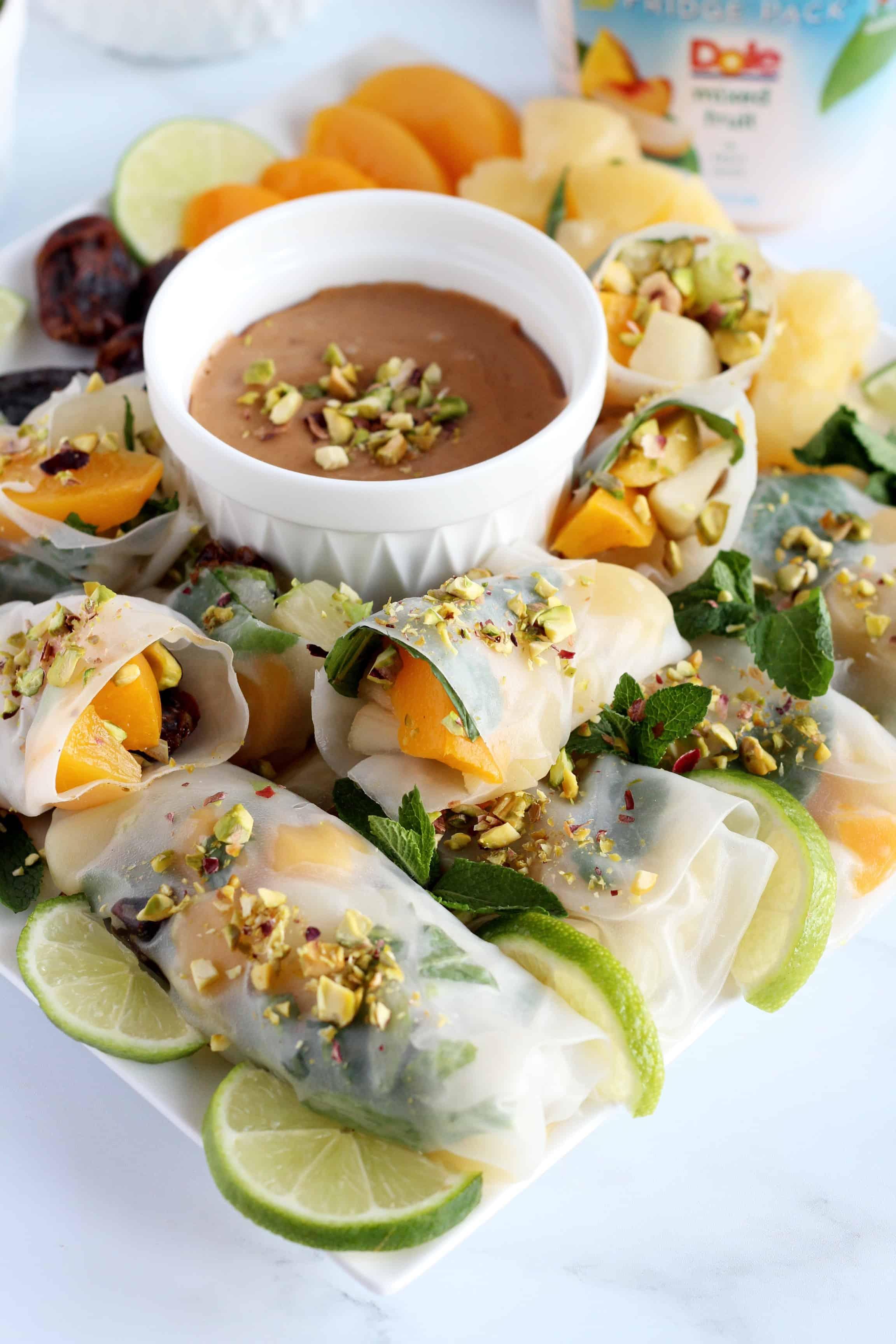 Julia Recipes Dole Mixed Fruit Fridge Pack 4