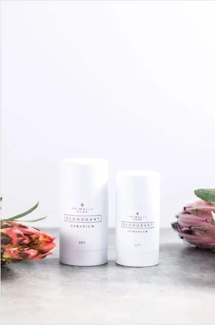 non toxic geranium deodorant primally pure