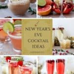 New Year's Eve Cocktail ideas