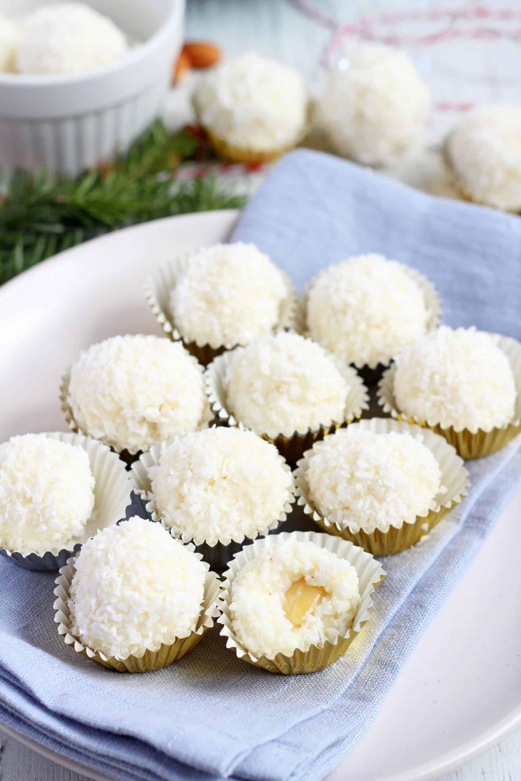 Raffaello coconut balls