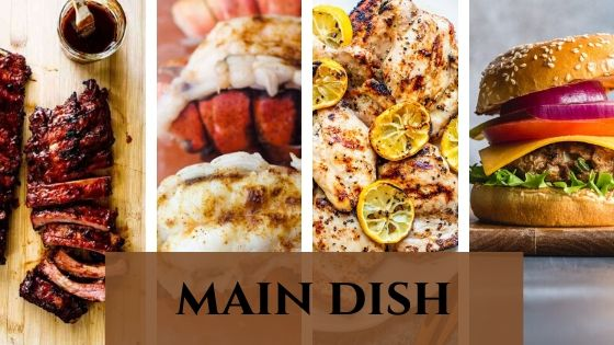 main dish ideas for father's day