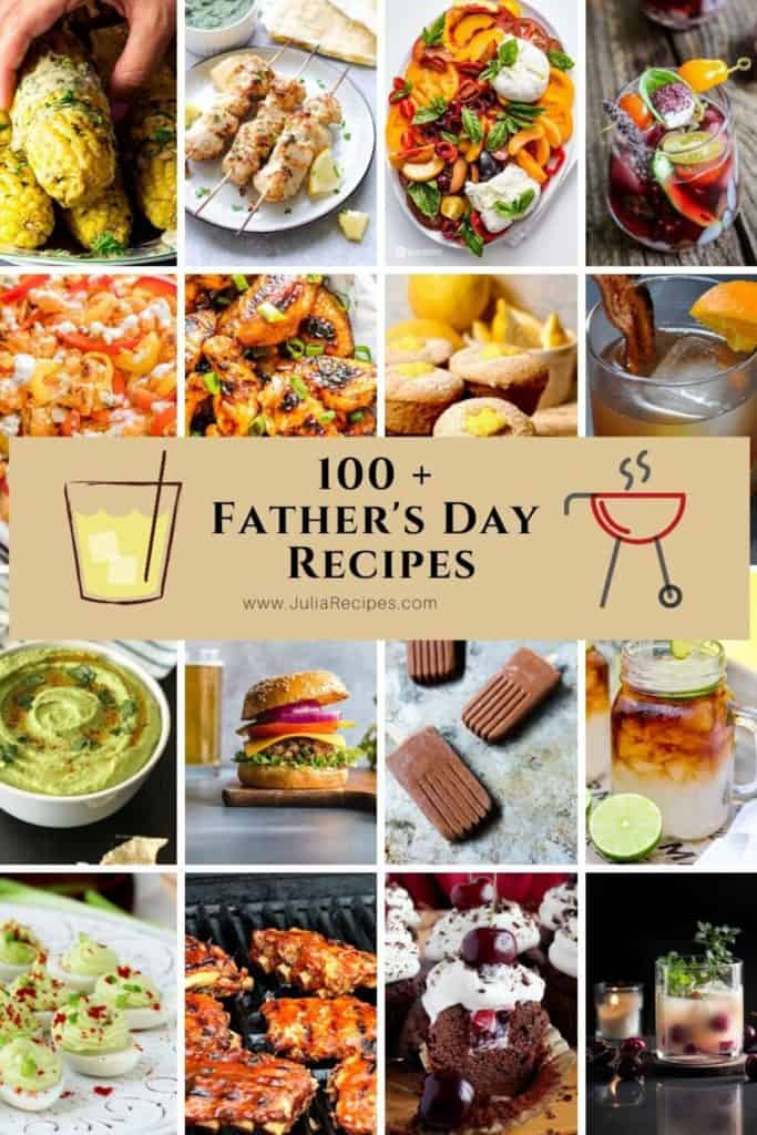 100 father's day recipes collection