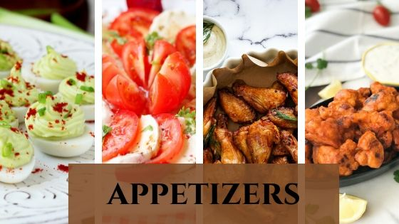 appetizers ides for father's day