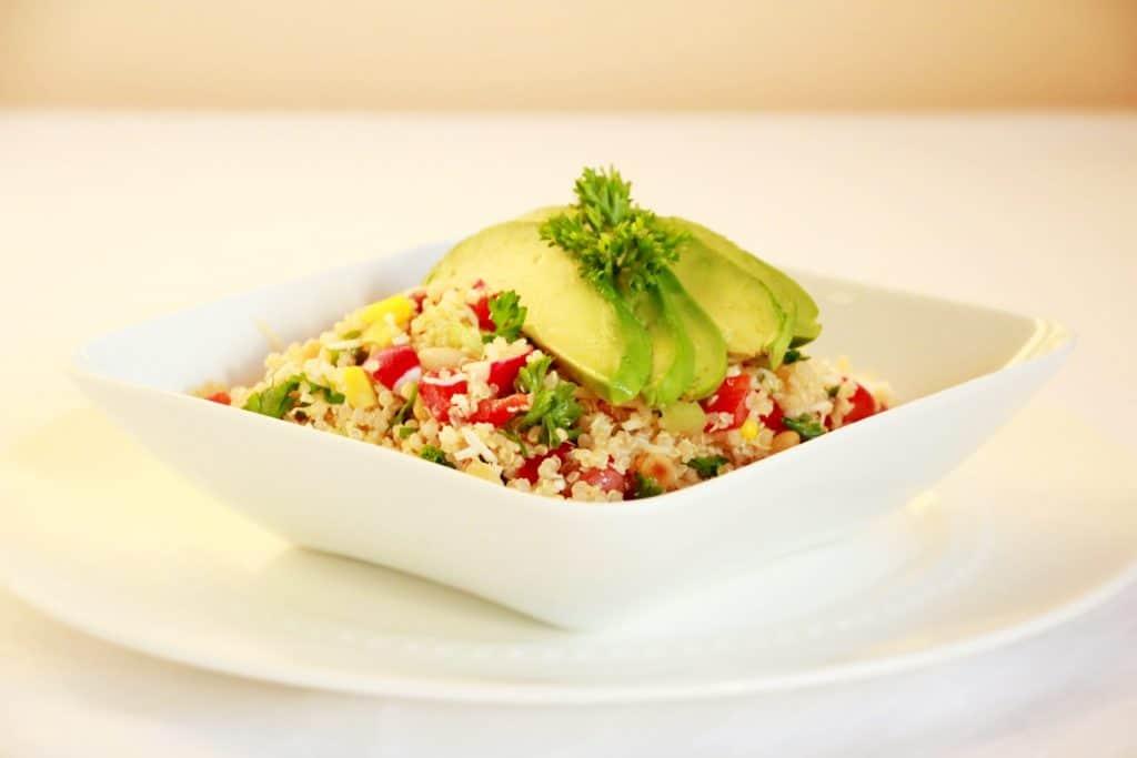 best quinoa salad