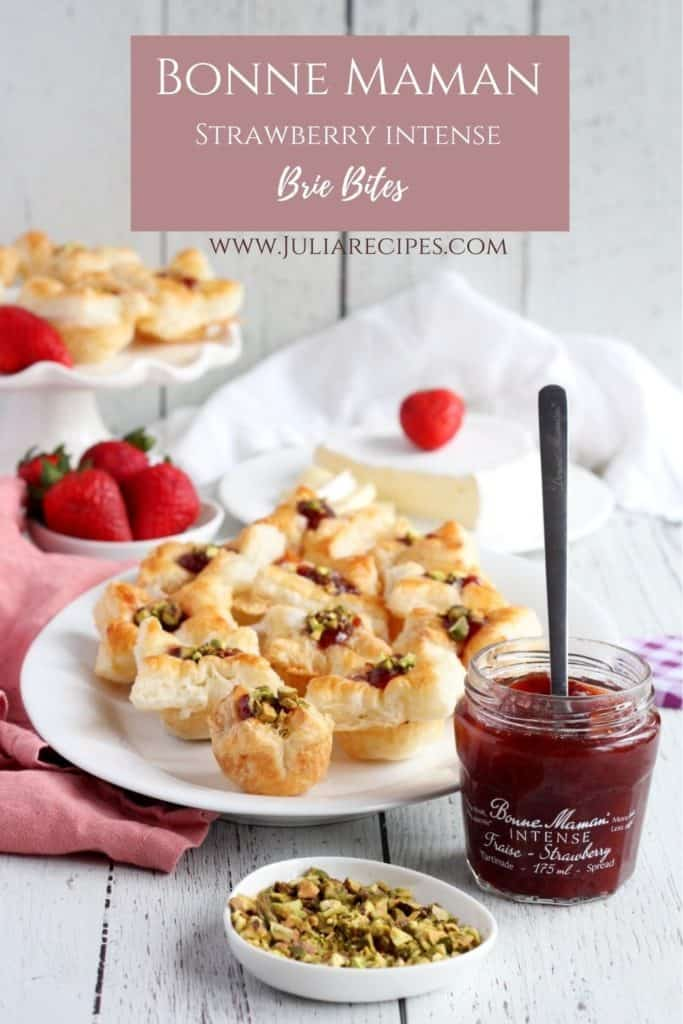 Pinterest graphics brie bites