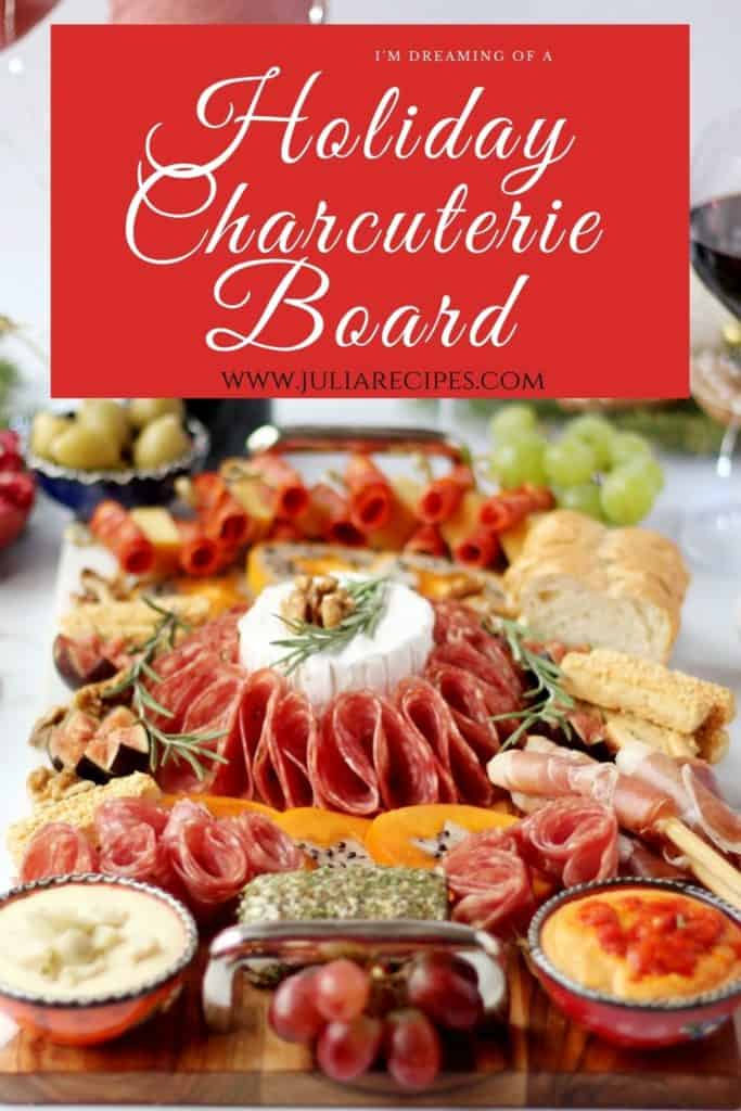 pinterest graphics for charcuterie board